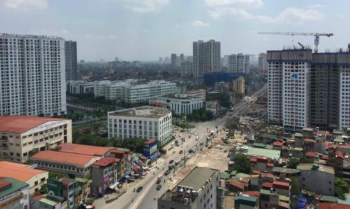 Đi làm xa suốt 3 năm, chị Nhung mới chuyển nhàvì tiếc căn hộ cũmình đầu tư nhiều công sức, tiền của để hoàn thiện và vị trí chỉ cách Hồ Gươm hơn 2km. Ảnh: KN.