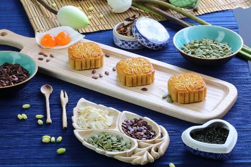 Bánh Trung Thu Trống Đồng - Đong đầy hạnh phúc, sung túc đoàn viên (bài xin Edit)