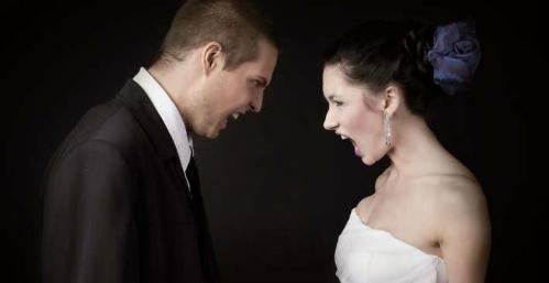 Cô dâu tức giận hủy đám cưới. Ảnh: Pulse.