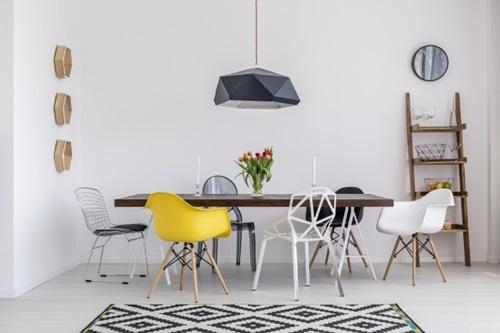 10 đồ nội thất trong nhà bạn nên phá cách - 5