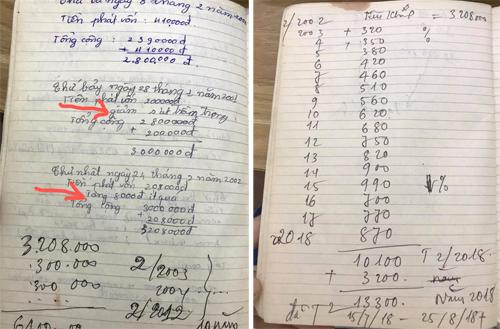 Cô vợ bất ngờ với cuốn sổ tiền mừng tuổi 20 năm trước của chồng - 5