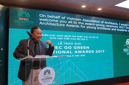Khởi động cuộc thi kiến trúc xanh châu Á
