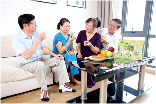 Năm nay, Kinh Đô ra mắt dòng bánh trung thu Xanh, bánh Trung thu Tâm An.