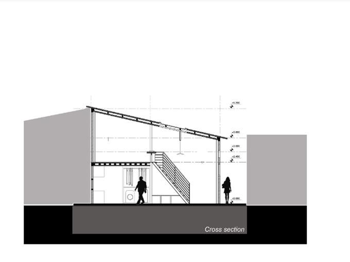 Cải tạo ngôi nhà 25m2 tốn 100 triệu đồng tại TP HCM