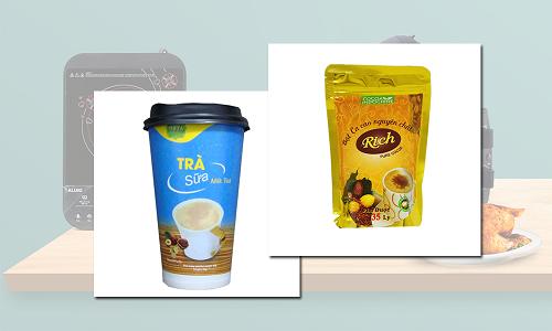 20 sản phẩm của thương hiệuCa Cao Đông Dương đều được bán đồng giá 10.000 đồng.