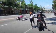 Chàng trai giả chết vì tai nạn xe máy để cầu hôn bạn gái