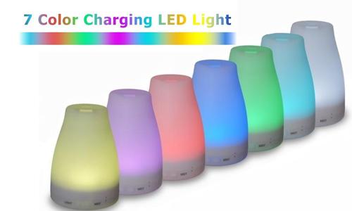 Với thiết kế thu hút và công nghệ thông minh trong việc gắn kết những đèn led nhiều màu sắc, chi phí khả rẻ chỉ 339.000 đồng, máy khuếch tán tinh dầu LED 7 màu đang là lựa chọn của nhiều khách hàng lựa chọn khi cần dùng cho gia đình hoặc văn phòng, spa...