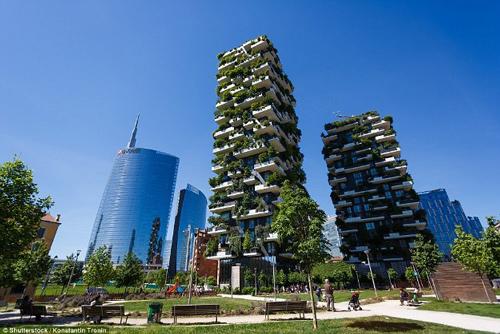 Đây là tác phẩm của kiến trúc sư người Italia