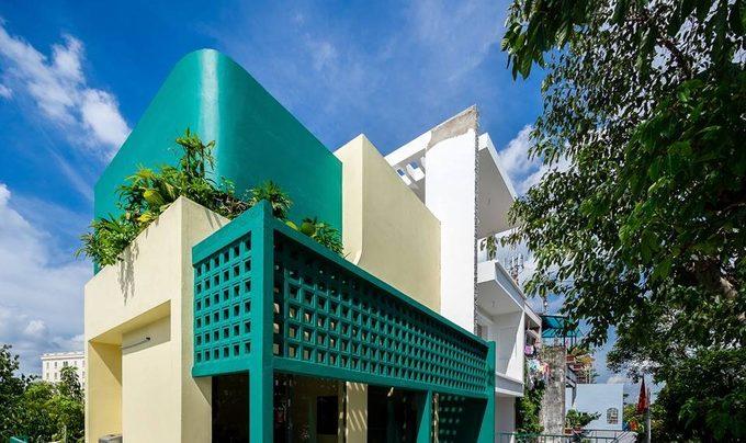 Ngôi nhà Sài Gòn sửa xong gia chủ không nhận ra