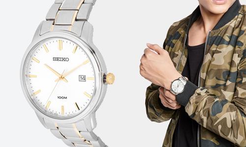 Đồng hồ nam thời trang Casio/Seiko Nhật Bản: chỉ từ 1.499.000Đ
