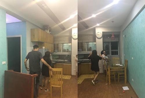 Khu kệ bếp trước đây