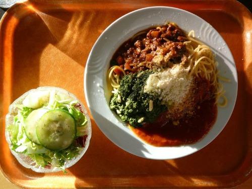 Bữa ăn cuối cùng của một tử tù được chế biến và bố trí giống nguyên bản. Ảnh: Pixabay.