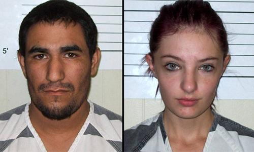 Zachary và bạn gái phải ra hầu tòa vì là nguyên nhân gây ra cái chết của con. Ảnh: Torontosun.