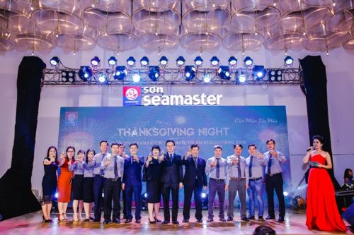 Vừa qua, sơn Seamaster tổ chức hội nghị nhằm tri ân các nhà phân phối, người tiêu dùng thân thiết.