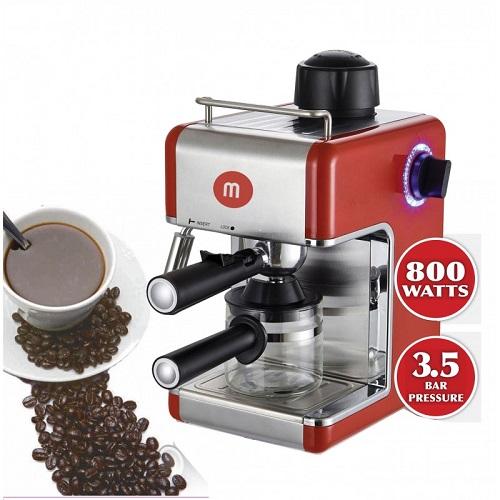 Máy pha cà phê Mishio còn 1,111 triệu đồng giúp pha chế cafe tự động theo ý muốn. Máycó khả năng pha chế 4 tách cafe với mỗi cups có dung tích 240mlchỉ trong 5 phút.Ngoài ra, Shop VnExpress vẫn còn nhiều mặt hàng giảm giá độc quyền, xem tại đây. Liên hệ Shop VnExpress: www.shop.vnexpress.net. Hotline: 1900.633.376