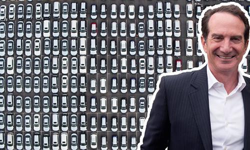 David Back cho biết mua ô tô mới là quyết định tài chính sai lầm. Ảnh: CNBC.