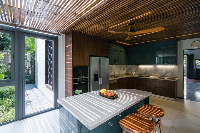 Biệt thự Sài Gòn khiến gia chủ thích hơn ở khách sạn 5 sao