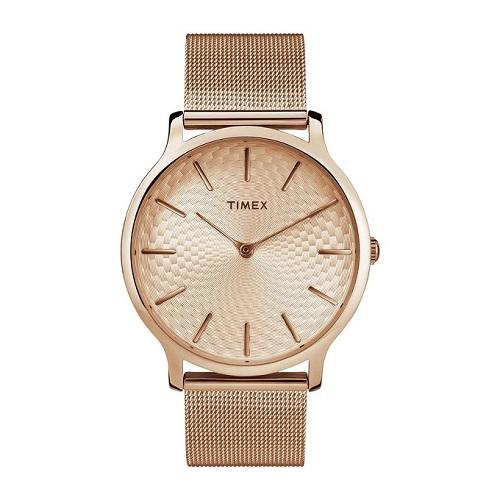 Đồng hồ Timex: Nhiều đồng hồ Timex có tính năng phát sáng Indiglo giúp xem giờ trong bóng tối.
