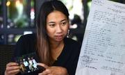 Cô gái Pháp tìm lại được mẹ Việt sau 7 ngày viết thư