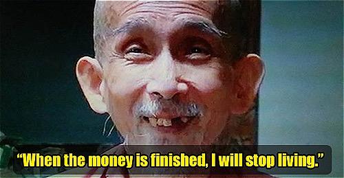 Ông Maeda mới đây chia sẻ về cuộc sống tẻ nhạt của mình, không đi làm, không tình yêu và giờ thì không còn một người thân nào trên đời. Ảnh: Chinapress.