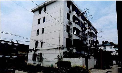 Toà nhà nơi ông Mao và con trai thuê. Ảnh: Ifeng.