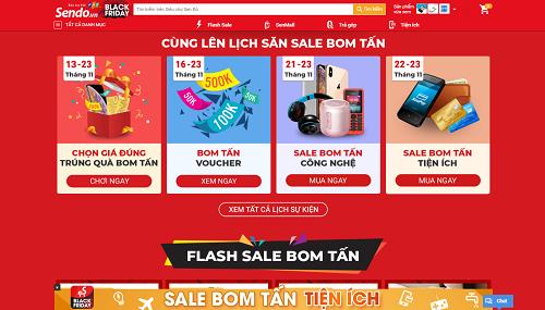 Với hàng nghìn sản phẩm bán ở mức giá 1.000 đồng, Sen Đỏ (Sendo) đang nhập cuộc chơi một cách tự tin và mạnh mẽ để chinh phục người tiêu dùng Việt.