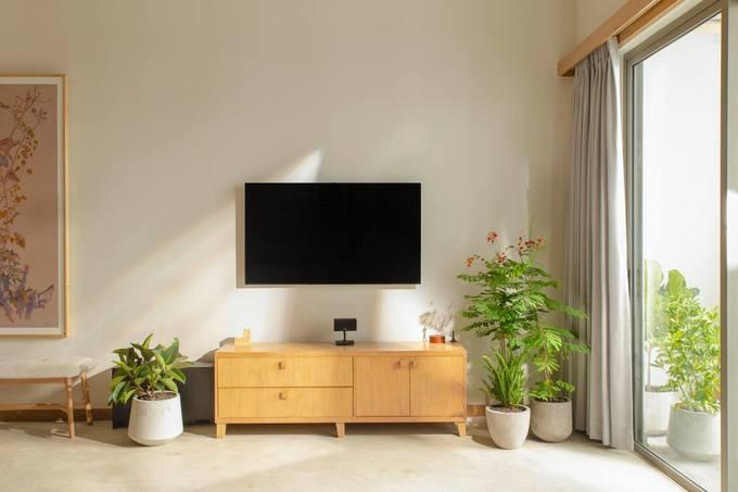 Căn hộ 70 m2 ở TP HCM theo triết lý 'vừa đủ, đơn giản là hạnh phúc'