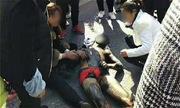Chú rể bị lột trần chạy ra đường vì trò náo động phòng