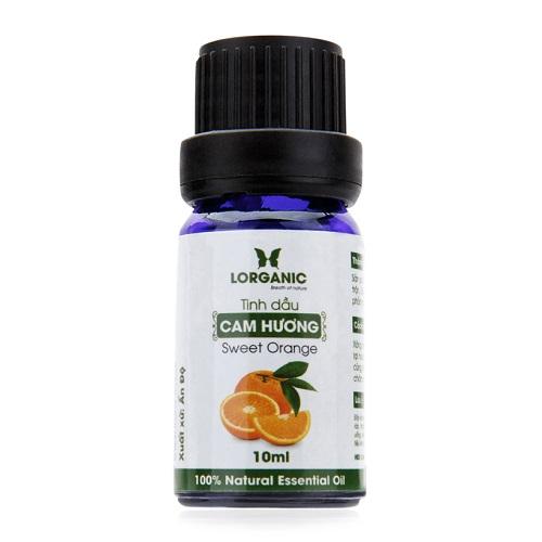 Tinh dầu cam hương Lorganic được chiết xuất từ vỏ cam của giống cam hương tự nhiên, được trồng phổ biến ở vùng Địa Trung Hải, Bắc và Nam Mỹ. Thông qua phương pháp chiết xuất lạnh, mang đến cho tinh dầu cam hương một mùi hương thơm mát, dịu ngọt khác biệt với các loại tinh dầu tự nhiên khác, đặc biệt khả năng lưu hương trên cơ thể dài giúp bạn tự tin làm việc cả ngày.