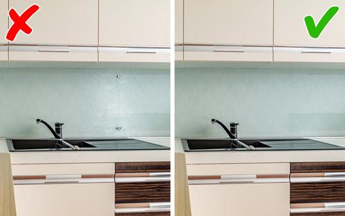 9 lỗi thiết kế khiến khu bếp dù đắt tiền vẫn dở tệ - 4