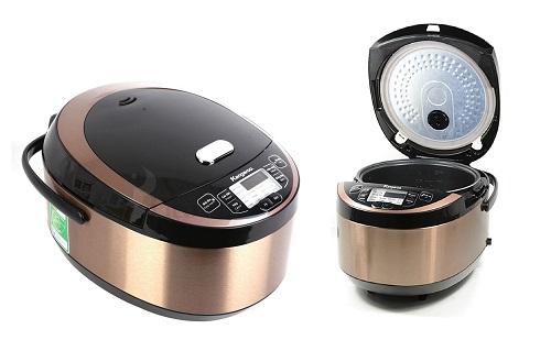 Các thiết bị nhà bếp ngày càng được tối ưu công dụng để giúp người dùng thuận tiện hơn trong công việc nhà.