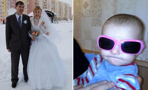 Katja tìm thấy người đàn ông cuộc đời và có bé trai xinh xắn.