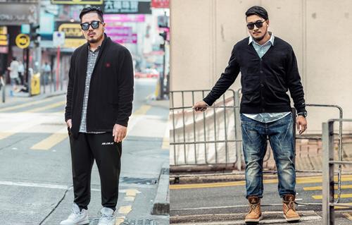 Áo khoác len giờ được biến tấu thành nhiều kiểu thời trang,