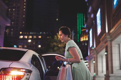 GrabRewards giúp khách hàng tích luỹ nhiều điểm để quy đổi các tiện ích khác.