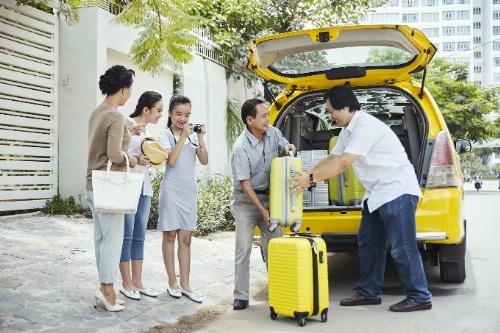 Di chuyển với nhiều ưu đãi hay, chuyến du lịch sẽ thú vị hơn khi đổi điểm từ GrabRewards.