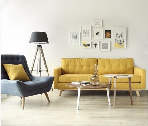 Gợi ý sắm đồ nội thất phòng khách cho chung cư dịp cuối năm - 4
