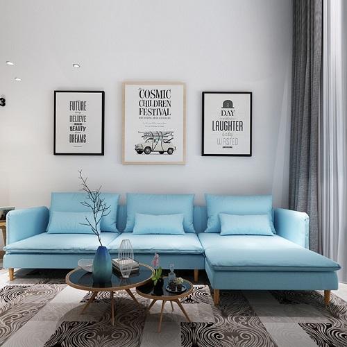 Gợi ý sắm đồ nội thất phòng khách cho chung cư dịp cuối năm - 3