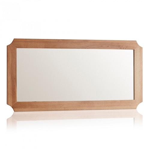 Gương treo tường Cawood - COZINO: 1,25 triệu (gía gốc 1,93 triệu). Chất liệu gỗ sồi trắng Mỹ nhập khẩu, kết cấu gương bằng mộng chắc chắn. hoàn thiện từ trong ra, không lộ vết đầu đinh nào bên ngoài.