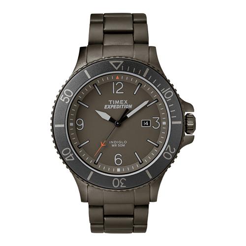 Đồng hồ nam Timex Expedition Ranger đen. 1.325.000 đồng (giá gốc 2,65 triệu, giảm 50%). Đồng hồ Timex còn ghi điểm với các tín đồ thời trang bởi chất liệu cao cấp và độ bền tối ưu nhờ được chế tác theo công nghệ được sử dụng trong quân đội Mỹ.