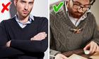 8 sai lầm mặc đồ ngày đông khiến nam giới kém sang