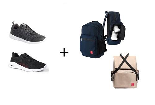 Từ nay đến hết 16/11, khi mua giày thể thaothương hiệu Zapas, người mua đượctặng kèm balo thời trang du lịch Glado giá từ 198.000 đồng (giảm 50%). Xem ngay tại đây.