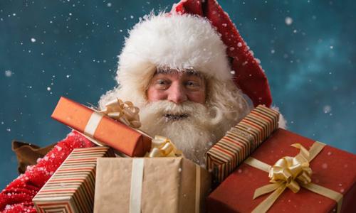 Người đàn ông bị bắt vì nói với trẻ ông già Noel không có thật - VnExpress  Đời sống