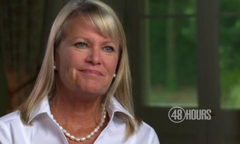 Bà  Barnett chia sẻ về cuộc sống 20 năm trốn chạy của mình với chương trình tài liệu48 Hours của CBS. Ảnh: Supply.