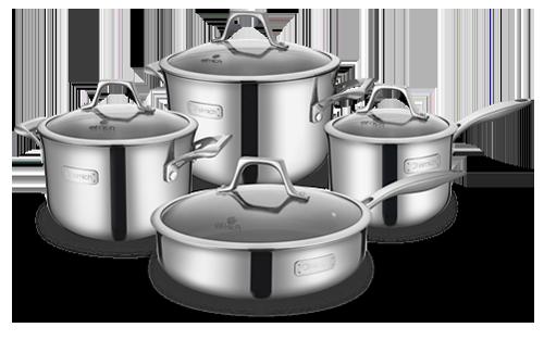 Lựa chọn đồ nấu bếp chất lượng không chỉ cho những món ăn ngon mà còn an toàn và đảm bảo dinh dưỡng cho cả gia đình.