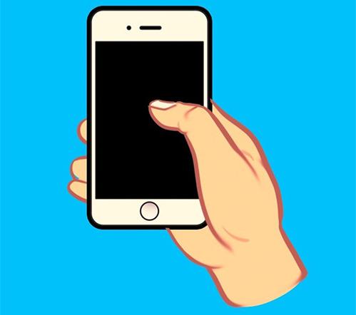 Cách cầm smartphone tiết lộ sự khôn ngoan của bạn