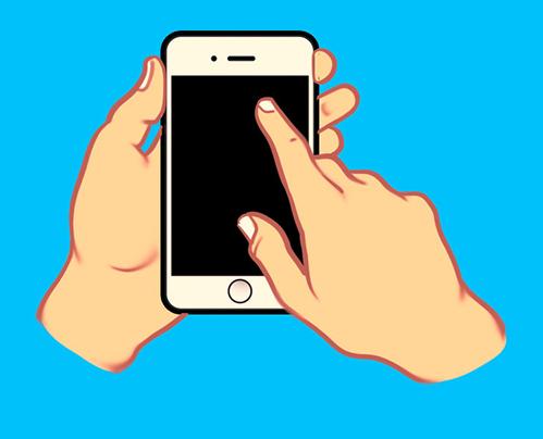 Cách cầm smartphone tiết lộ sự khôn ngoan của bạn - 3
