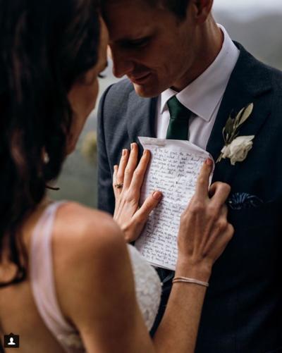 Victoria viết một lá thư như miêu tả Philippetừ năm 2015, dùđến đầu 2018 họmới gặp nhau. Ảnh: Fox News