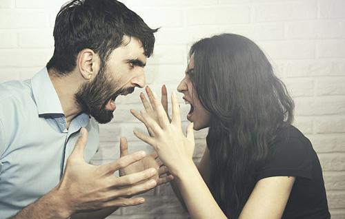 Những đôi có cách cư xử giống nhau khi tranh cãi sẽ thọ lâu hơn những đôi hành xử khác nhau. Ảnh: Shutterstock.