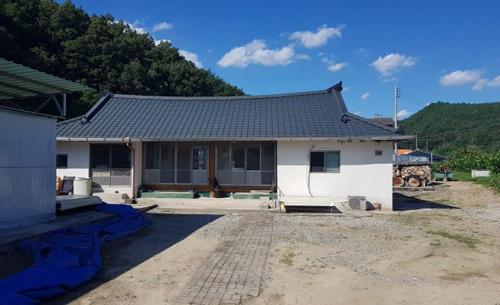 Ngôi nhà nơi HLV Park Hang-seo sinh ra và lớn lên thời thơ ấu ở