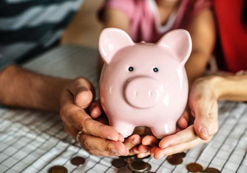 Ví điện tử giúp bà nội trợ tiết kiệm tiền chi tiêu mỗi tháng. Nguồn: Pexels